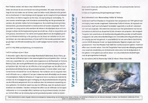 vernatting van de Veluwe 12 oktober 2013